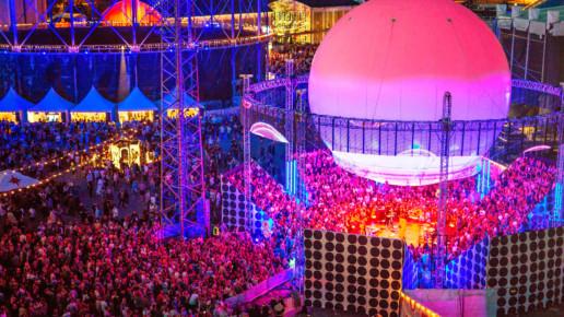 music tech festivals flow