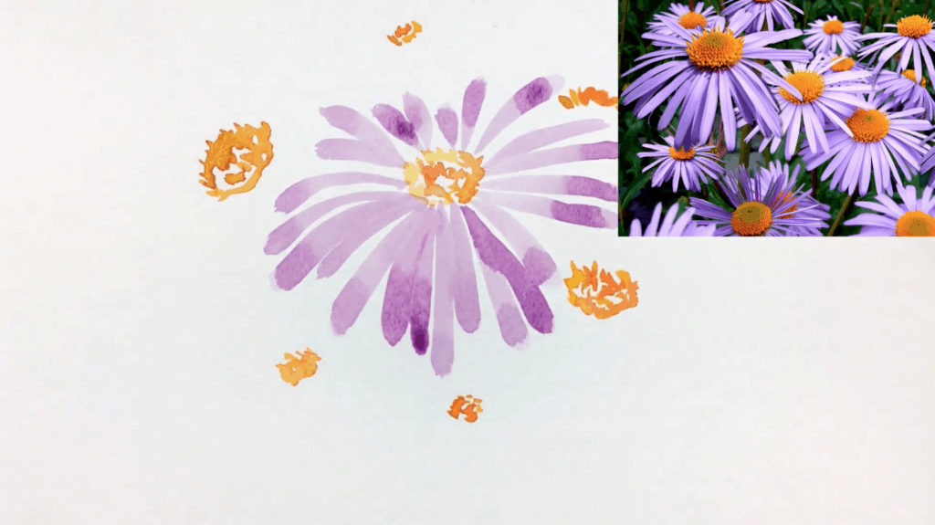 How To Paint Watercolor Flowers Step By Step Kadenze Blog